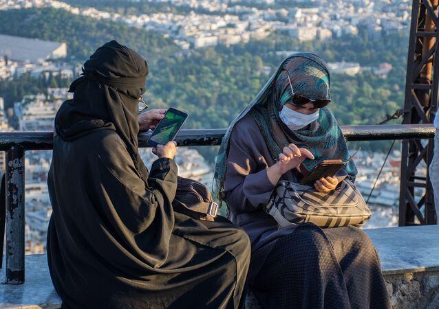 Femmes musulmanes (image d'illustration)