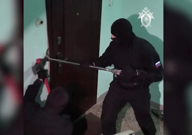 Une opération spéciale contre les Témoins de Jéhovah en Russie