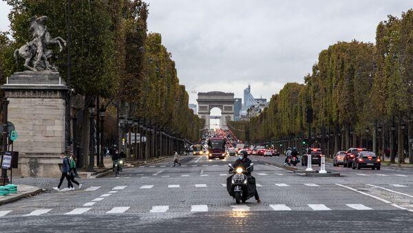 Rues de Paris - Sputnik France