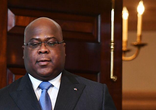 Félix Tshisekedi, Président de RDC