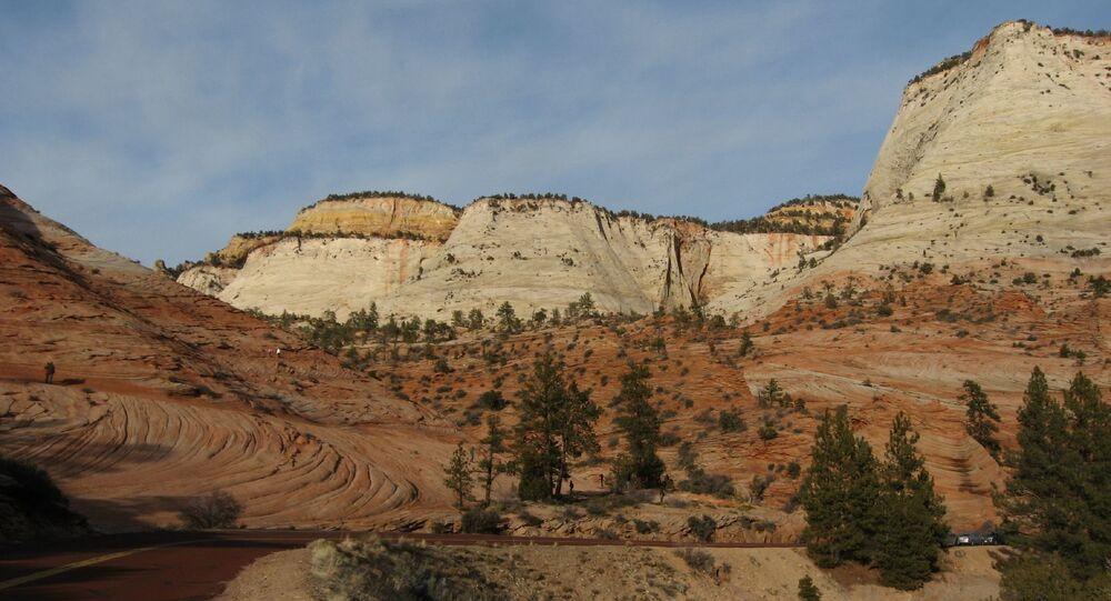 Parc national de Zion, dans le Utah (archive photo)