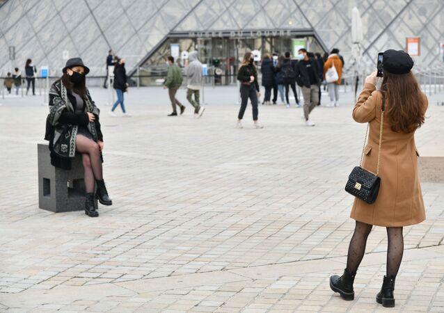 Paris après le reconfinement