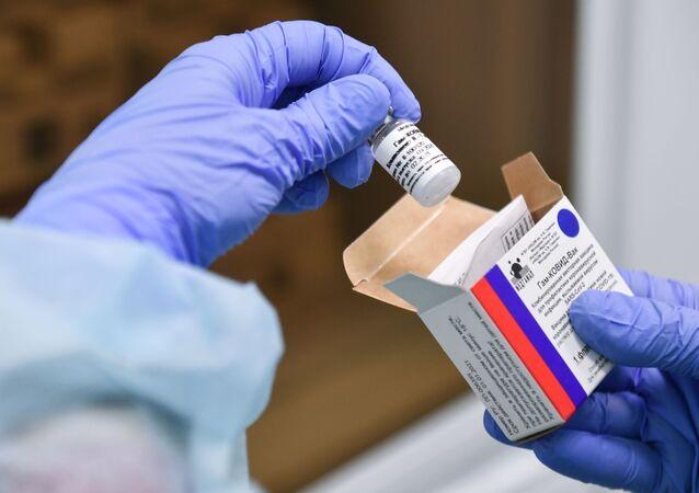 Le vaccin Spoutnik V