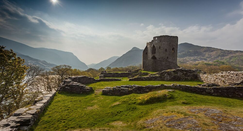 Pays de Galles, image d'illustration
