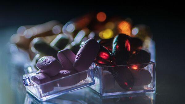 Des vitamines (image d'illustration) - Sputnik France