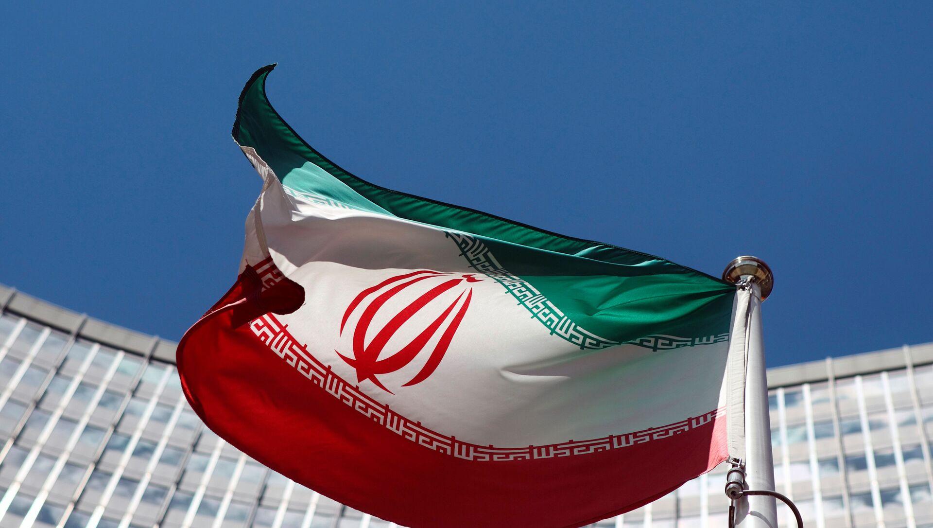 Drapeau iranien - Sputnik France, 1920, 05.08.2021