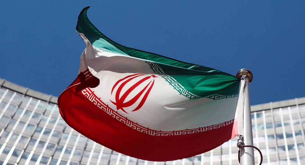Drapeau iranien (photo d'archives)