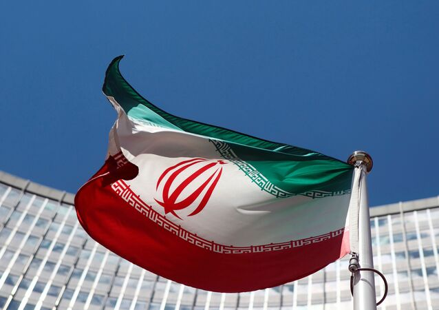 Drapeau iranien (photo d'archives)