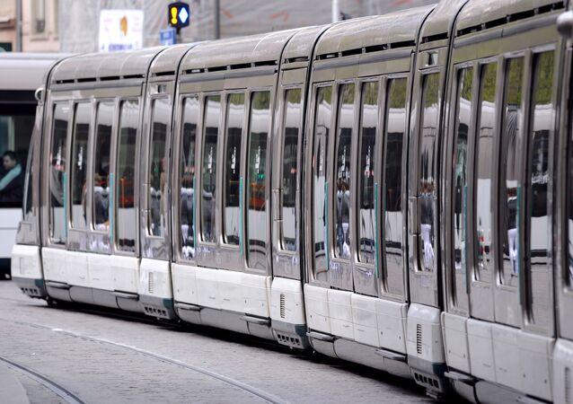 Un tram à Strasbourg (image d'illustration)