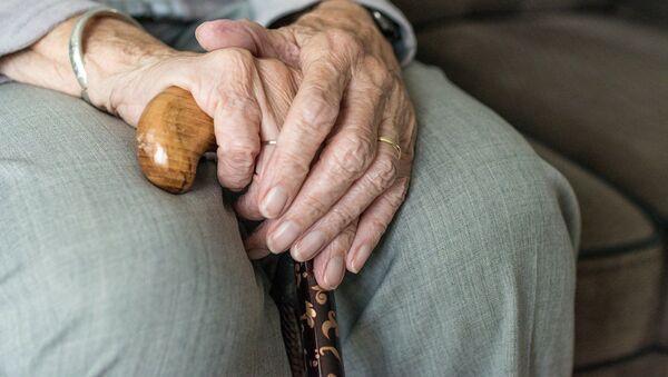 Une personne âgée - Sputnik France
