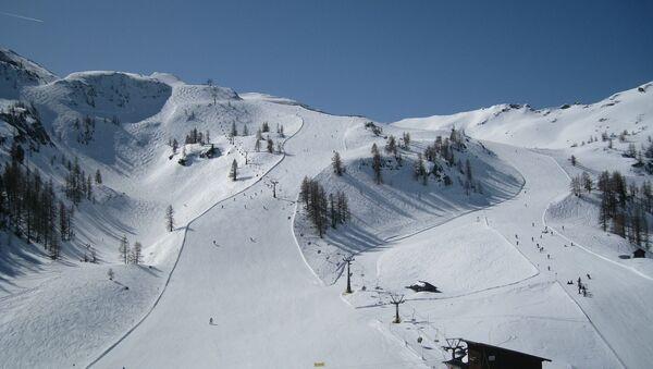 Une piste de ski - Sputnik France