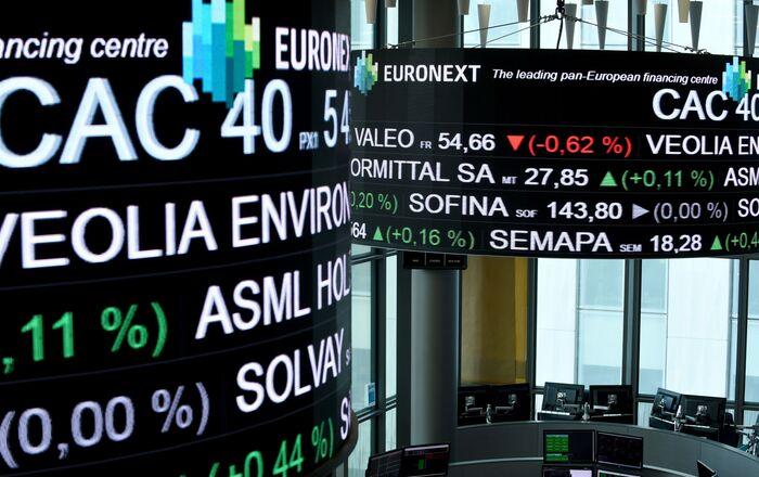 La Bourse de Paris a vécu un mois de novembre record