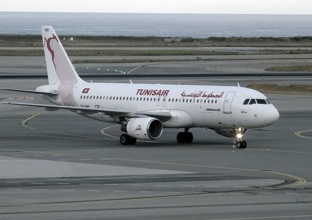 Un avion de Tunisair