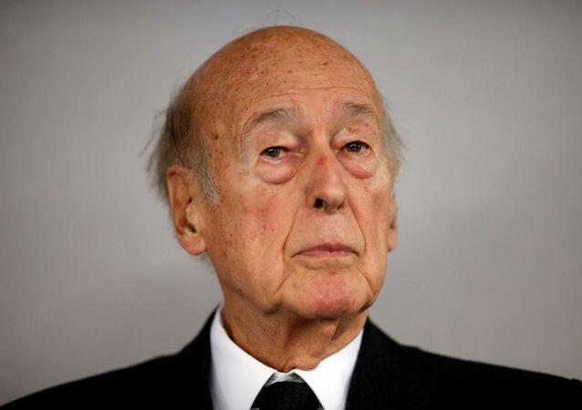 Valéry Giscard d'Estaing
