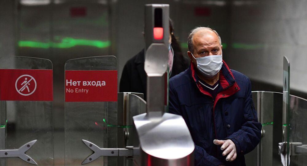 Un système de reconnaissance faciale permettra d'utiliser le métro de Moscou dès 2021