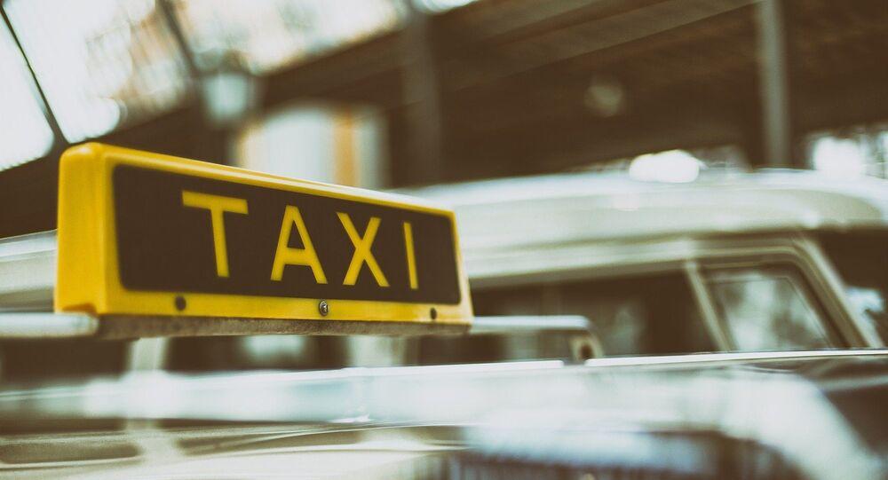 taxi, image d'illustration