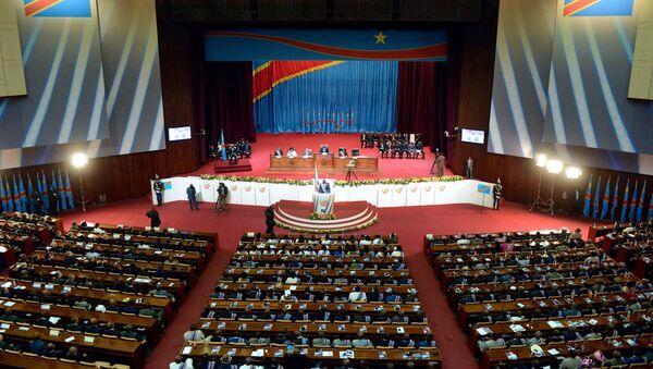 Le Parlement du Congo - Sputnik France