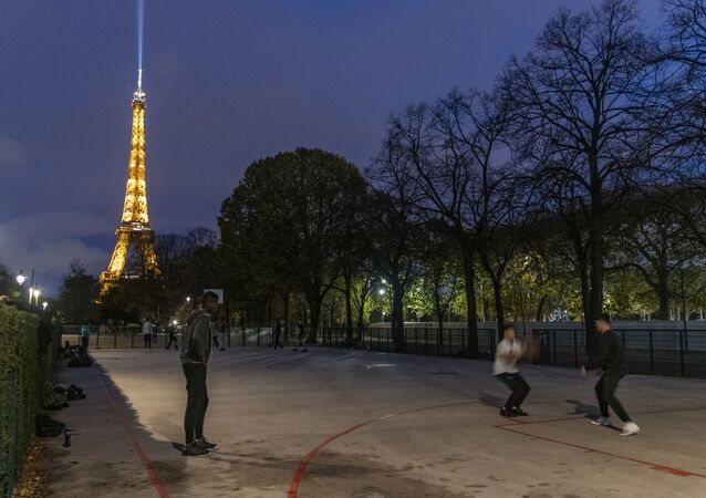 Paris en confinement, le 30 octobre