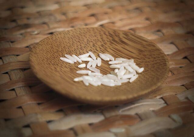 Du riz, pénurie alimentaire