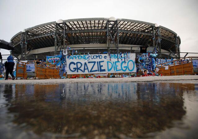 Le stade San Paolo de Naples (archives)