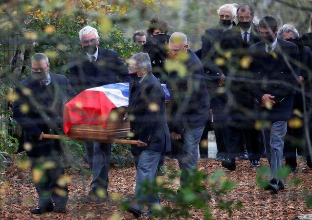 Funérailles de Valéry Giscard d'Estaing, le 5 décembre 2020