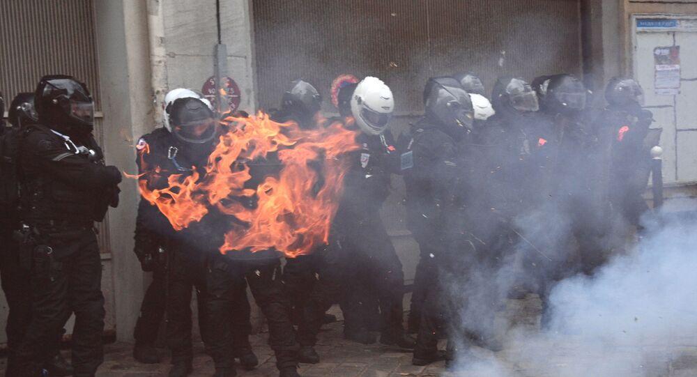 Manifestation contre la loi Sécurité Globale à Paris, 5 décembre 2020