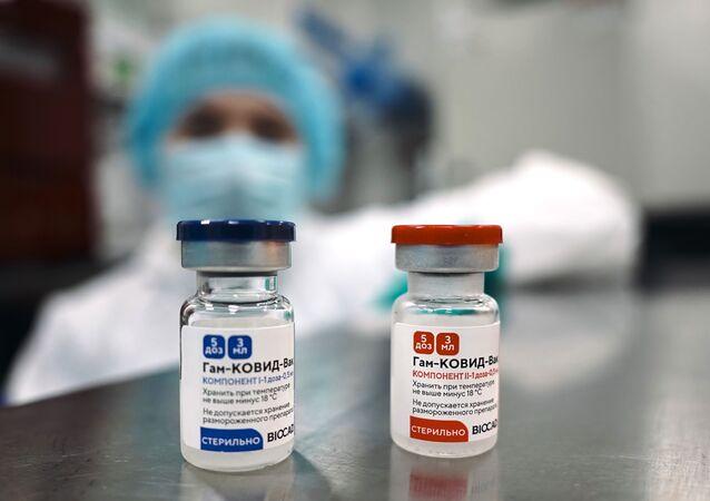 Le vaccin russe Spoutnik-V