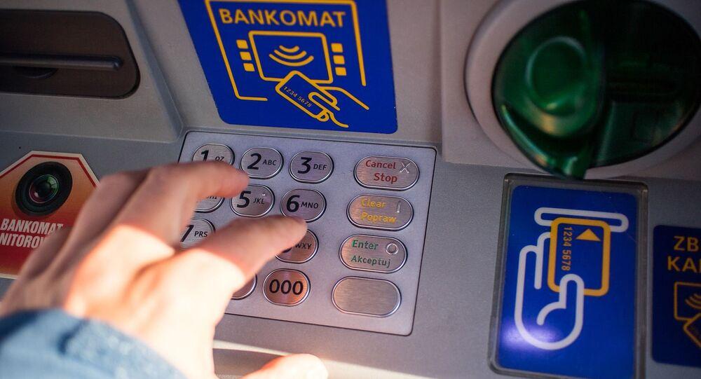 Un distributeur automatique