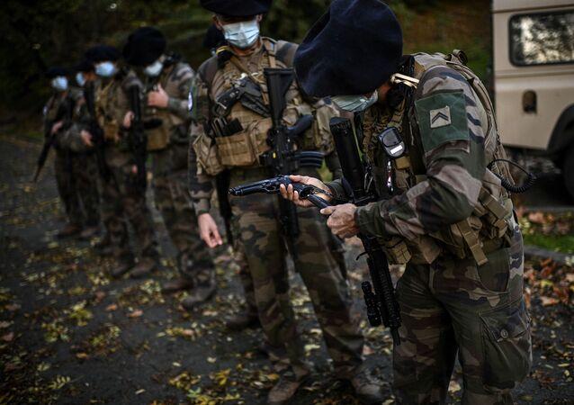 Des militaires français