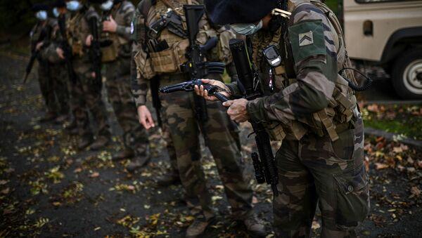 Des militaires français - Sputnik France