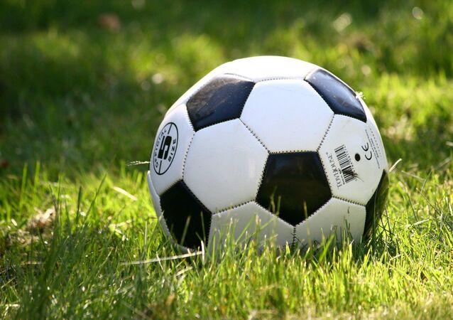 Ballon de football. Image d'illustration