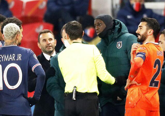 Le match entre le PSG et l'Istanbul Basaksehir