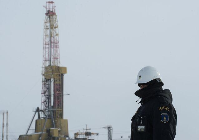 Un gisement de gas russe (image d'illustration)