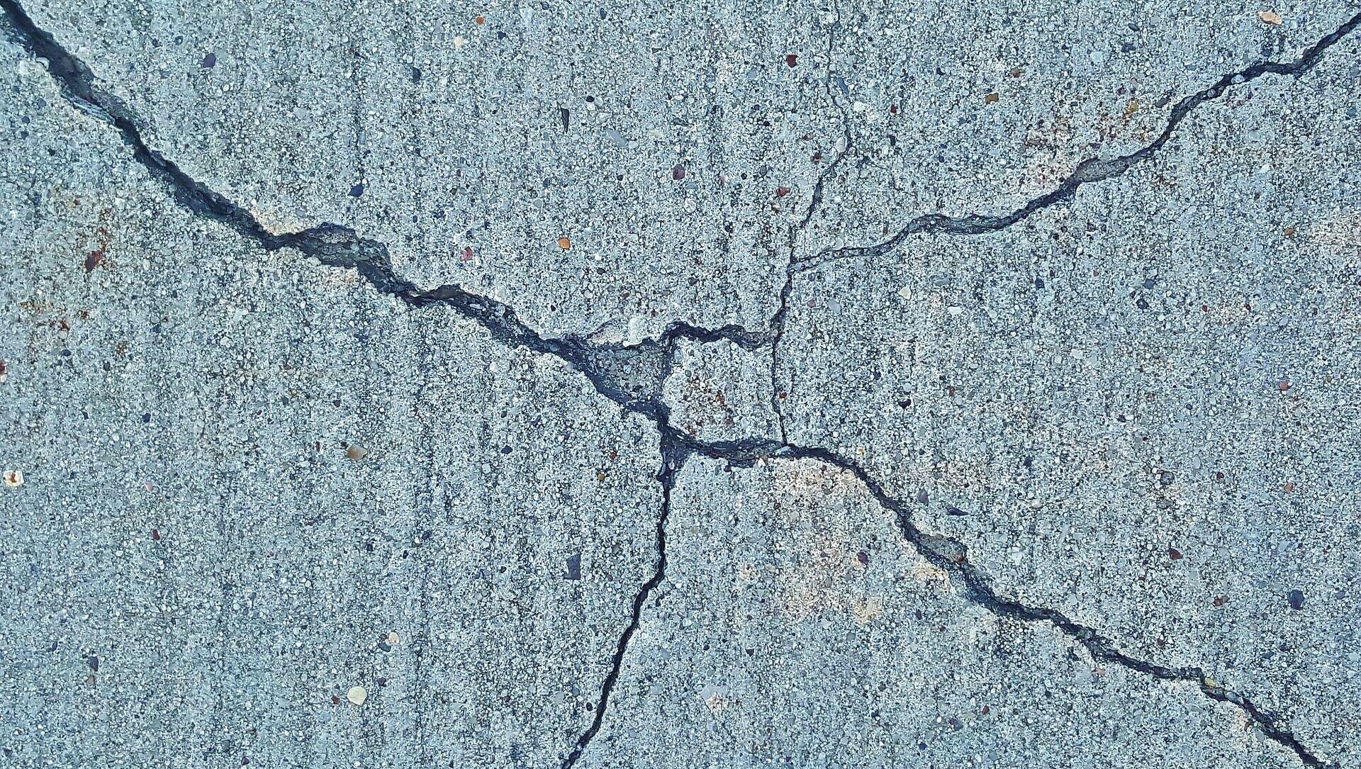 fissures, séisme  - Sputnik France, 1920, 10.09.2021