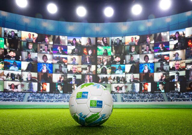 La huitième saison du programme social International pour enfants de Gazprom «Football pour l'amitié