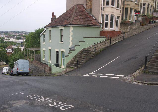 Park Street et Vale Street à Bristol