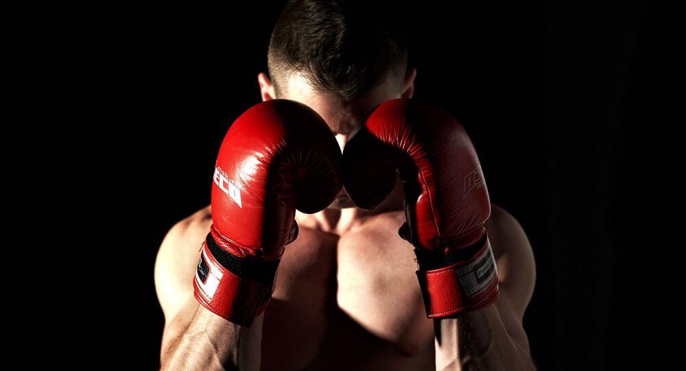 kickboxeur