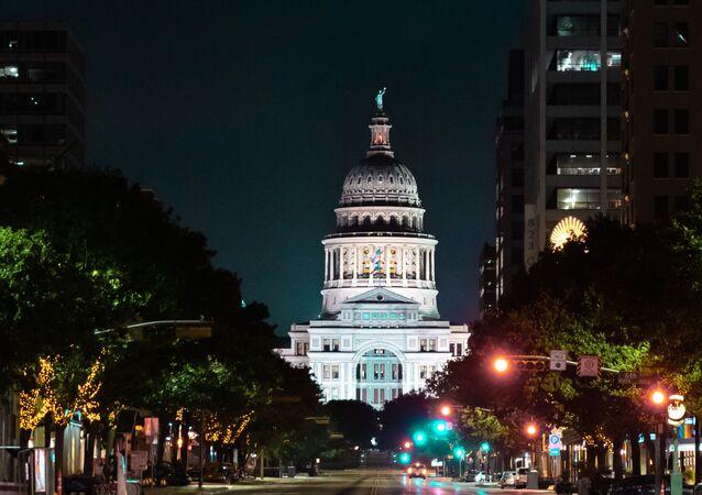 Le Capitole de l'État du Texas, à Austin