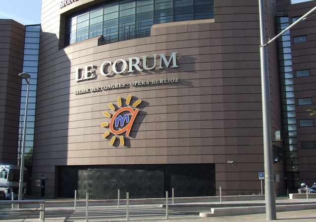 Le Corum, Montpellier