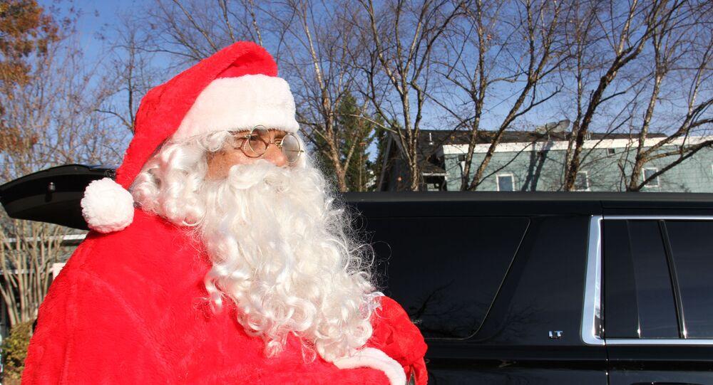 Un Père Noël