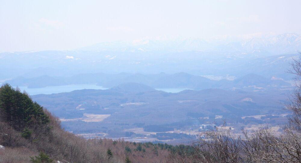 La préfecture de Fukushima, au Japon