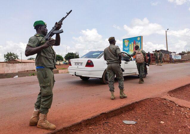 Au Mali, août 2020