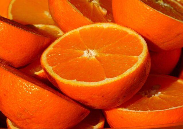 Orange (image d'illustration)