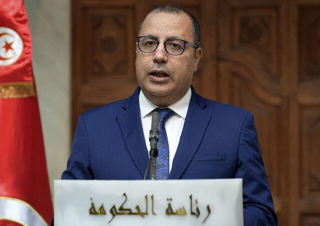 Premier ministre tunisien, Hichem Mechichi