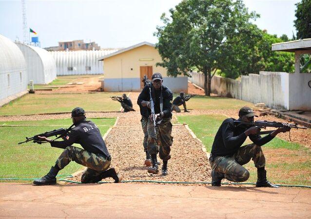 Soldats du BIR