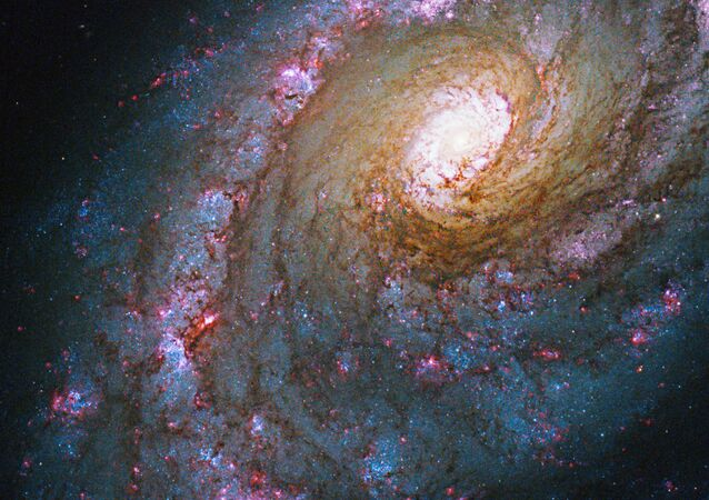 La galaxie spirale NGC 5248 dans la constellation du Bouvier