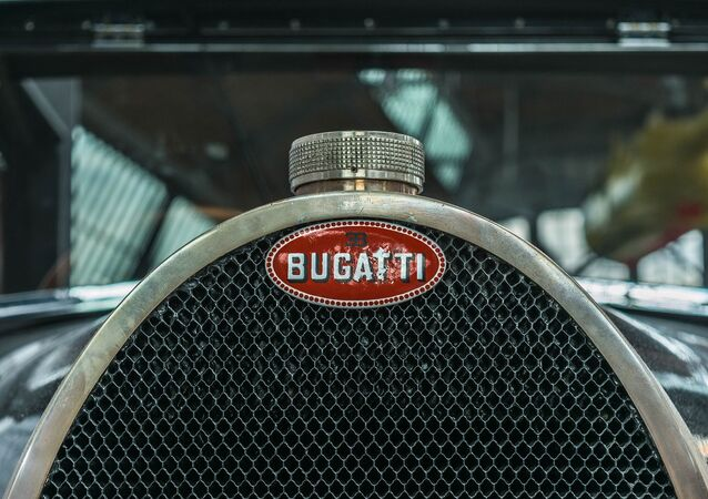 Bugatti (image d'illustration)