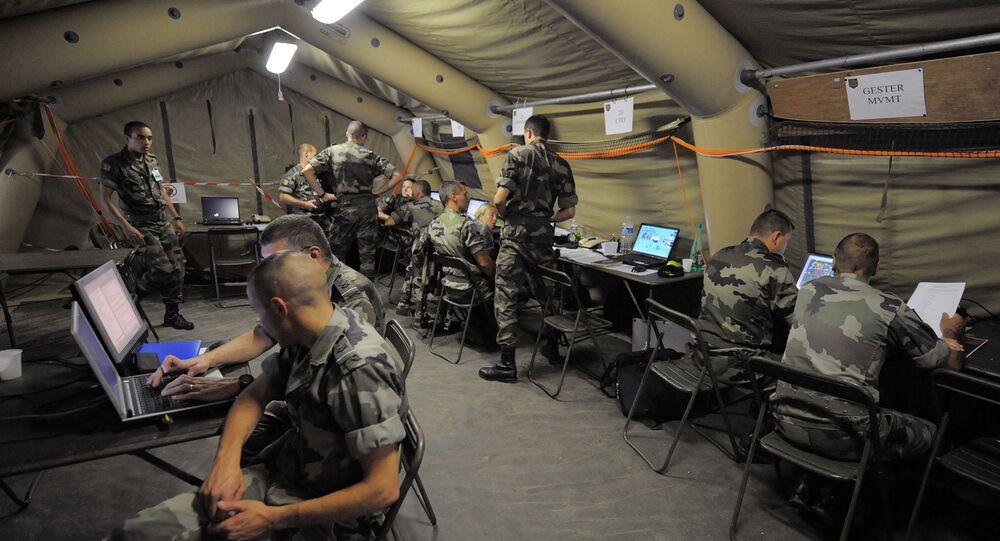 Les forces armées françaises