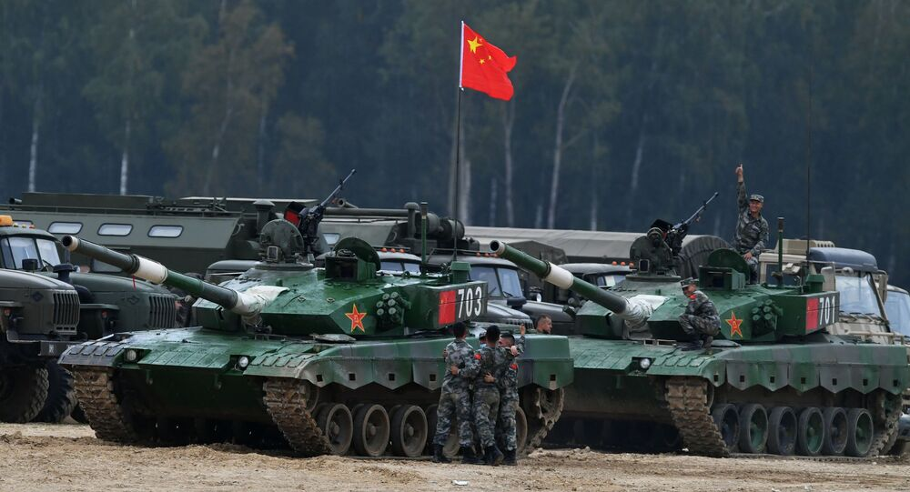 Des chars chinois Type 96