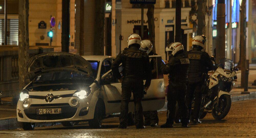 Police, Paris